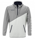 Mikina CCM 1/4 Zip Tech Fleece Light Grey - vel. M