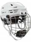 Hokejová helma BAUER Re-Akt 150 Combo bílá