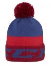 Zimní čepice kulich CCM Chromatic Triathlon Red