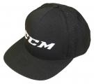 Kšiltovka - Snapback CCM Team černá
