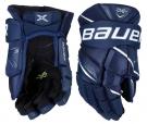 Hokejové rukavice BAUER Vapor 2X Pro SR tmavě modré
