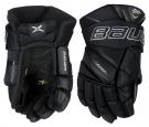 Hokejové rukavice BAUER Vapor 2X Pro JR černé