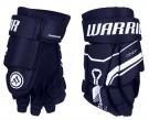 Hokejové rukavice WARRIOR Covert QRE 40 YTH tmavě modré