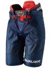 Hokejové kalhoty BAUER Vapor 2X Pro SR tmavě modré