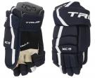 """Hokejové rukavice TRUE XC9 YTH tmavě modré - vel. 10"""""""