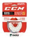 Chránič zubů CCM SISU AERO Junior bílý