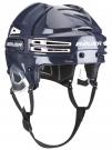 Hokejová helma BAUER Re-Akt 75 SR tmavě modrá / bílá - vel. L