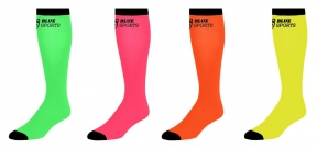 Ponožky - Podkolenky do bruslí BLUE SPORTS Pro-Skin JR