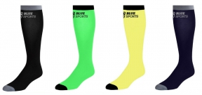 Ponožky - Podkolenky do bruslí BLUE SPORTS Pro-Skin SR