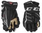 """Hokejové rukavice CCM JetSpeed FT 390 SR černé - vel. 13"""""""
