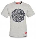 Tričko CCM Heritage šedé