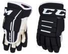 Hokejové rukavice CCM Tacks 4R2 SR černé